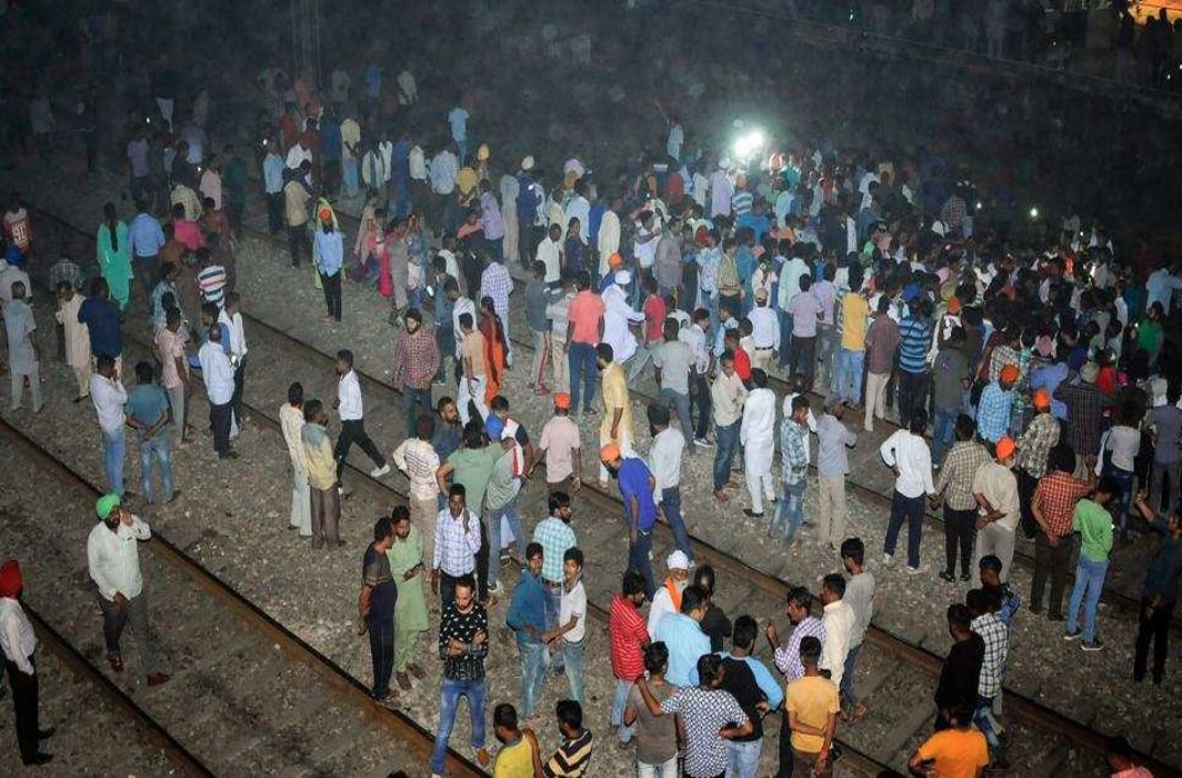 Amritsar: Accident Eyewitness Demolish Train Driver's Claims