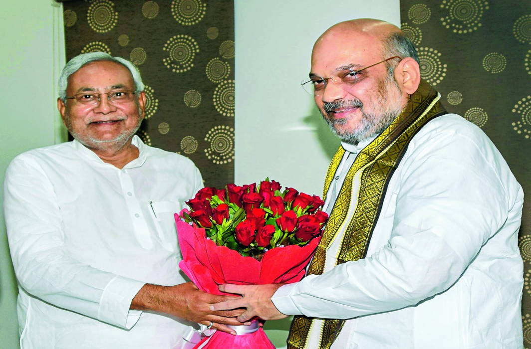 Nitish Kumar – BJP work out seat sharing for 2019, other allies to respond