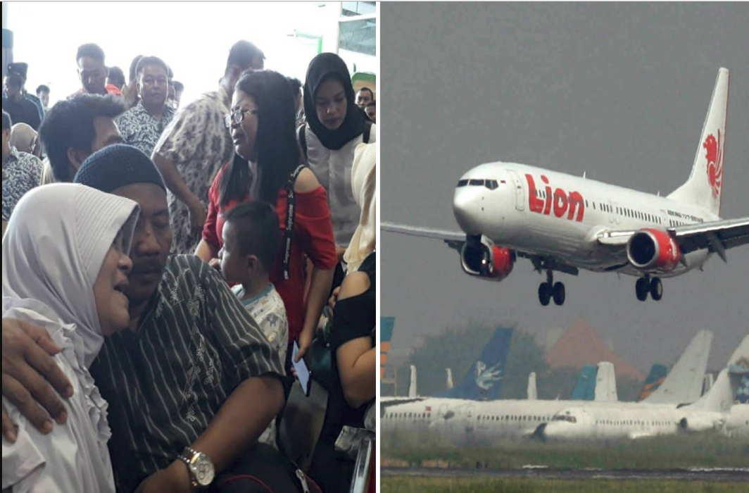 189 feared killed in Air crash in Indonesia