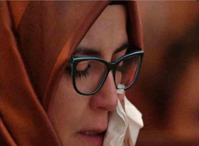 Khashoggi's Fiancée Demand Dead Body, Justice