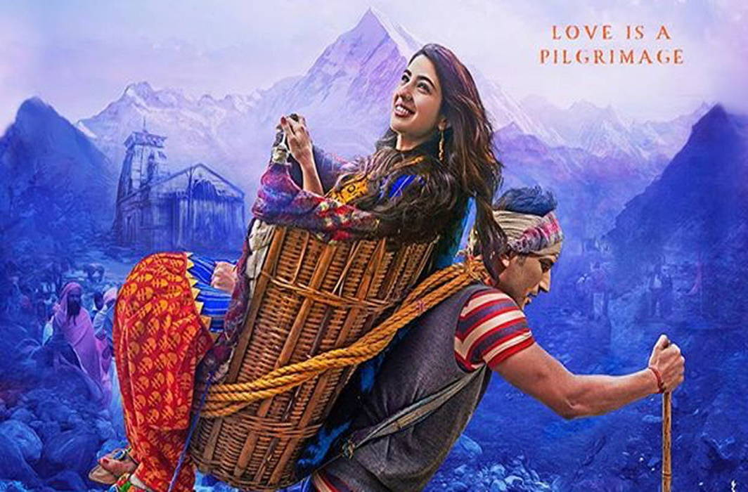 Sara Ali's Debut Film Promotes Love Jihad, allege Kedarnath Priests