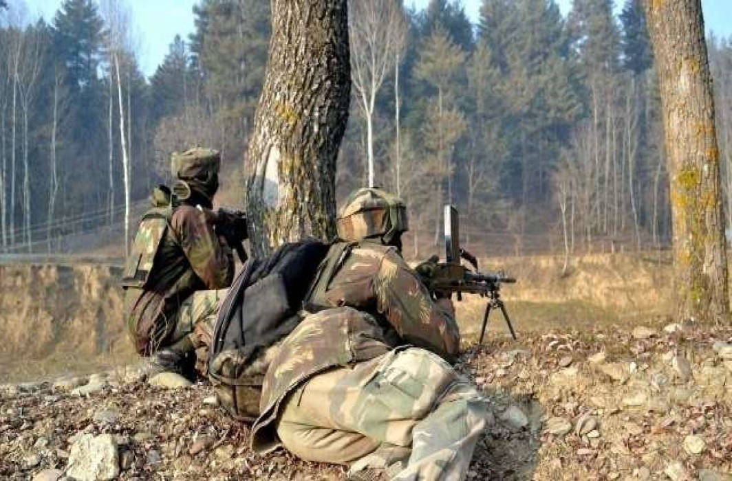 Two militants killed in encounter in Jammu Kashmir's Pulwama