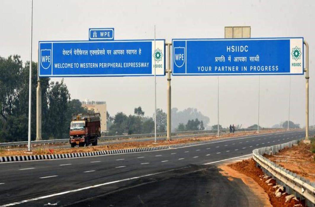 narendra modi inaugurates kmp expressway