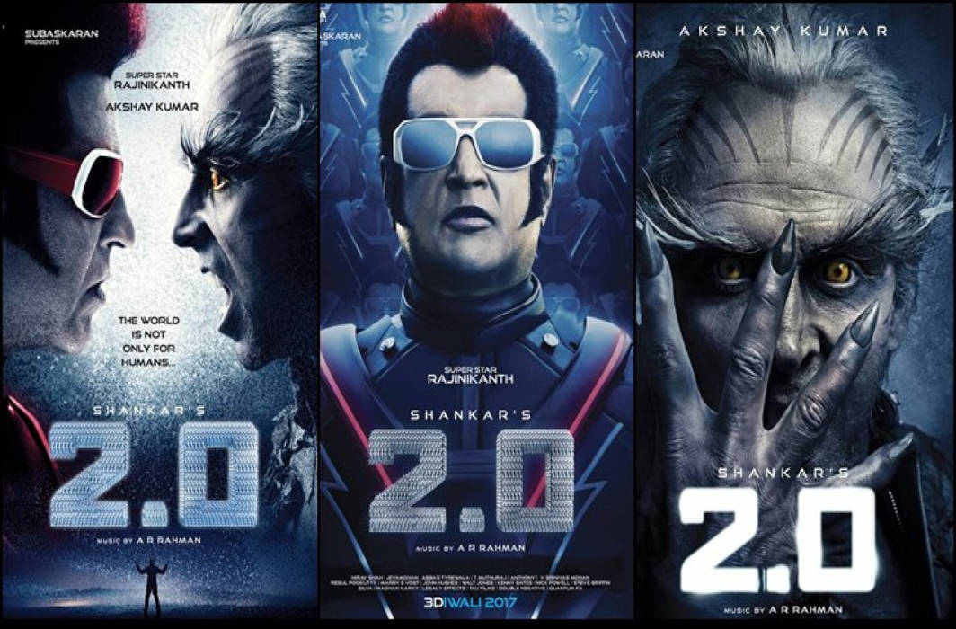 2.0 box office collection Day 1