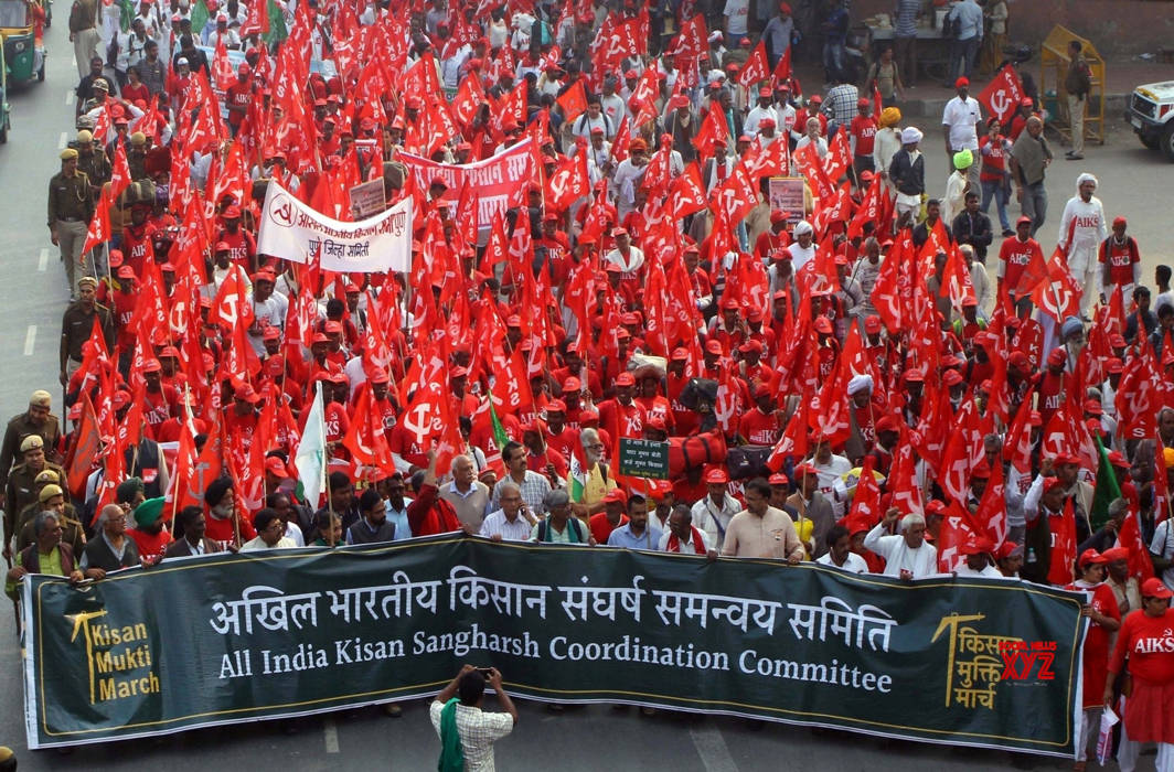 Farmers mega rally in Delhi gets help and support from others, unites Opposition