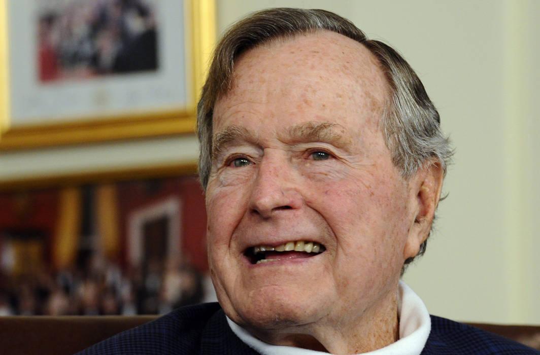 George HW. Bush