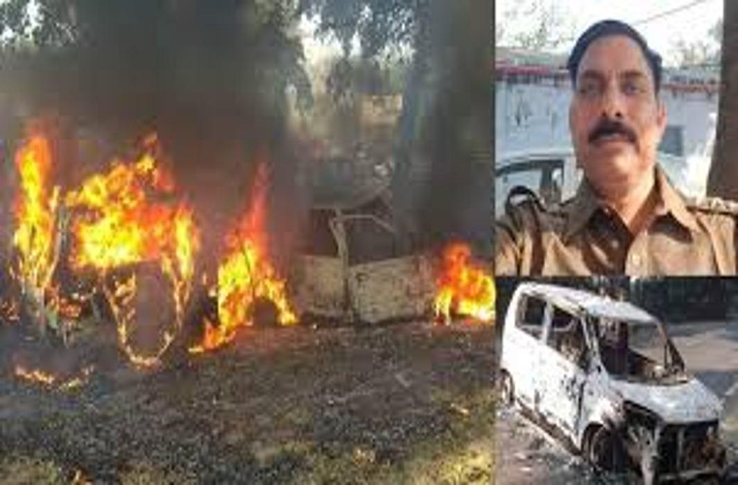 Cop murder in Bulandshahr violence