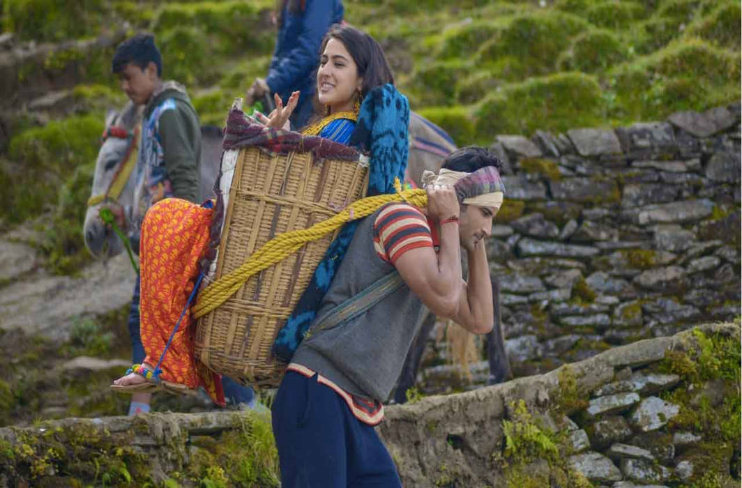 Sara Ali Khan debut film Kedarnath banned in seven districts of Uttarakhand