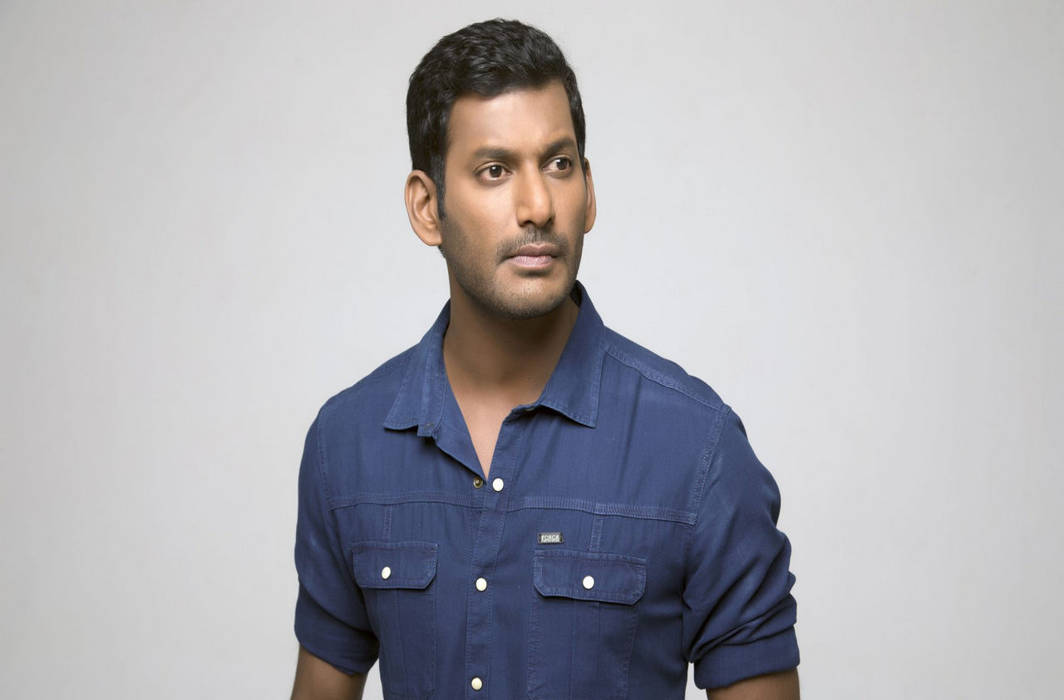 Actor-producer Vishal arrested by Chennai Police
