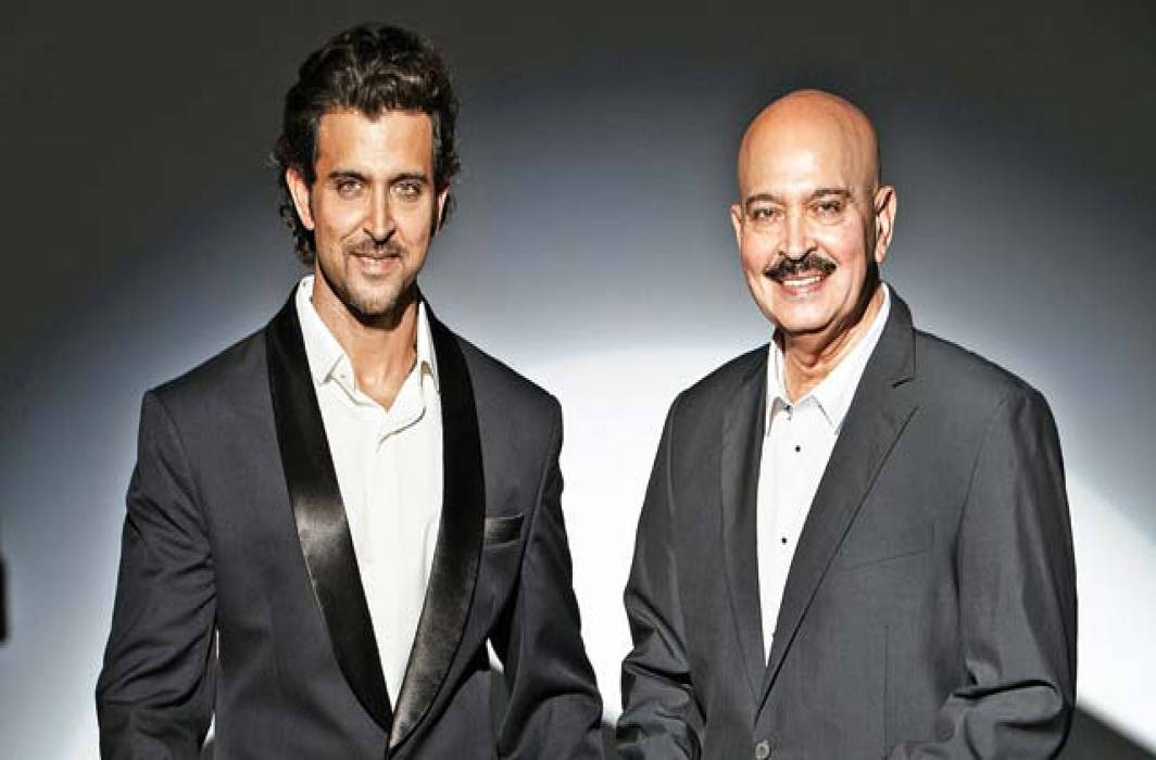 Rakesh Roshan diagnosed with early stage throat cancer: Hrithik Roshan