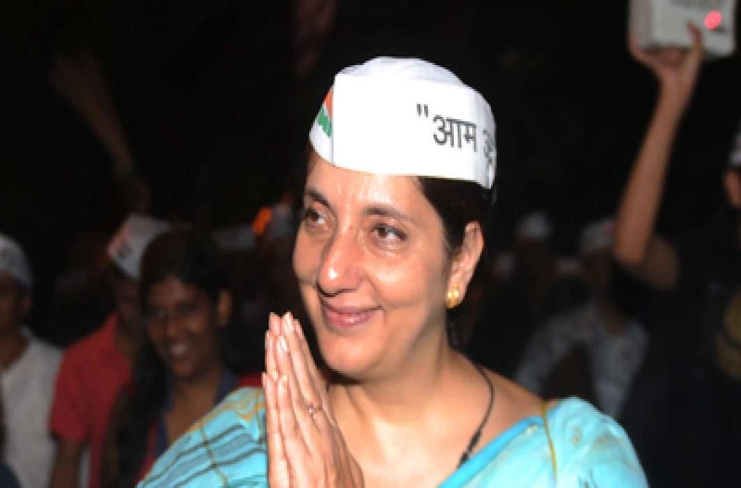 Banker-turned-Politician Meera Sanyal dies at 57