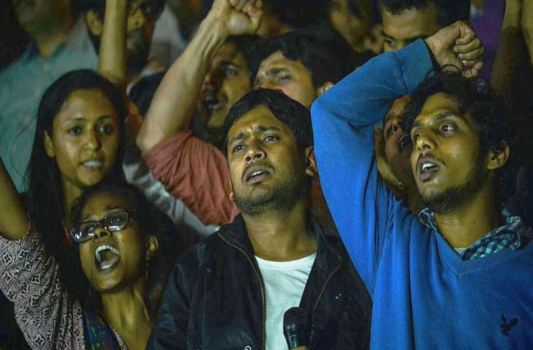 Police chargesheet against Kanhaiya Kumar, Umar Khalid, Shehla Rashid for sedition