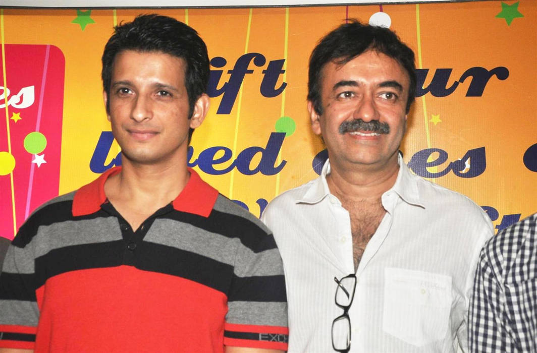 Sharman Joshi reacts to Rajkumar Hirani sexual harassment row