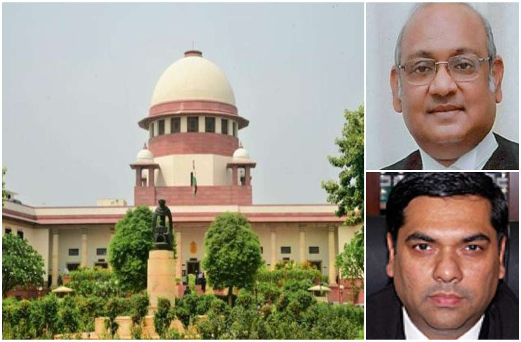 Ignoring row over the move, Modi Govt appoints two judges to Supreme Court