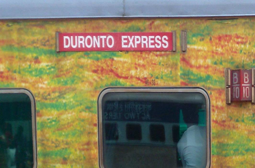 jammu-delhi duronto express