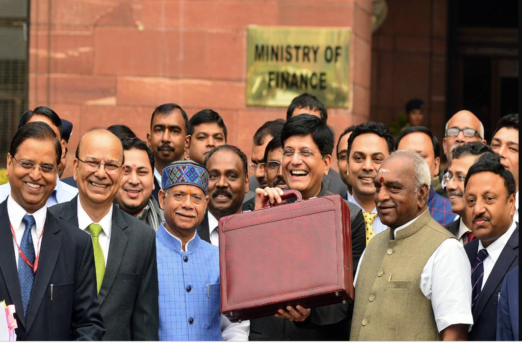 interim budget 2019