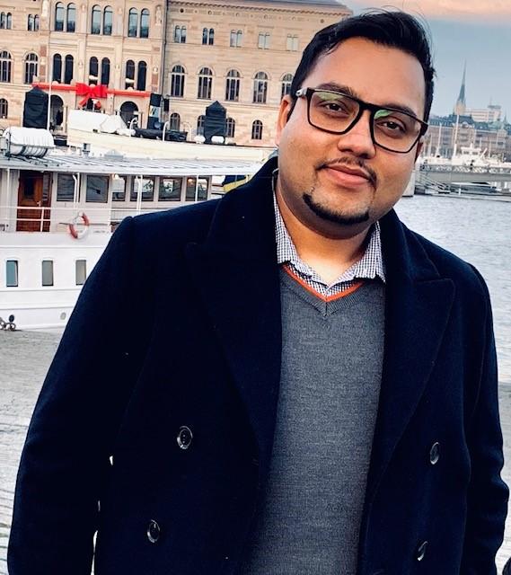 Sanjeev Dasari, lead author of the study