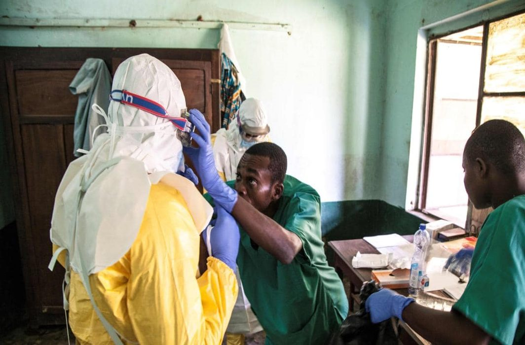 Ebola death toll crosses 500 in Democratic Republic of Congo
