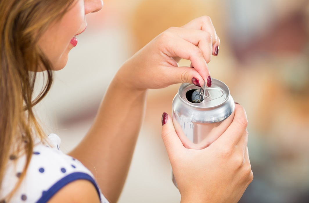 Diet drinks may up strokes in postmenopausal women