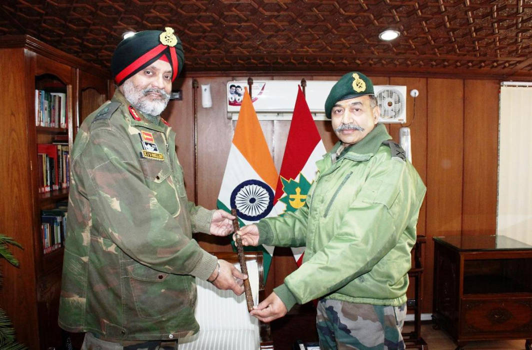 """Anyone who picks up a gun in Kashmir will be killed"": Lt Gen Kanwal Jeet Singh Dhillon"