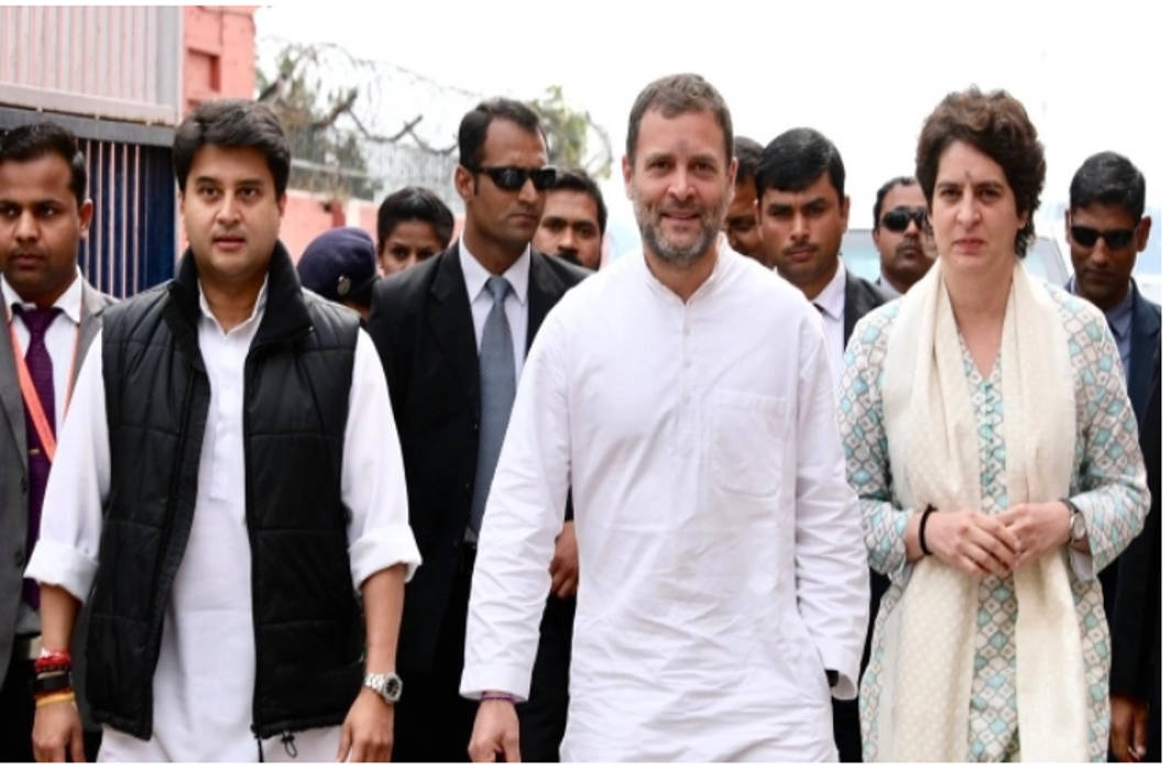 Rahul Gandhi appoints 6 AICC secretaries for UP