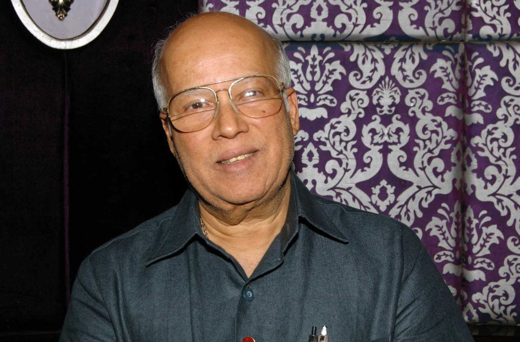 Film producer Rajkumar Barjatya