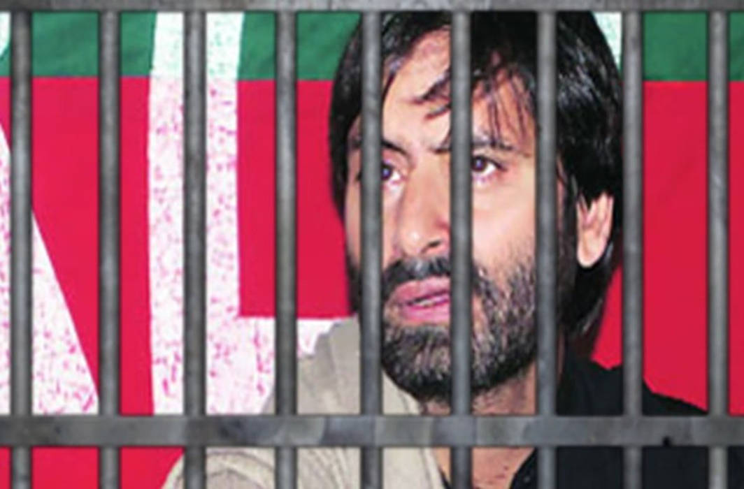 JKLF chief Yasin Malik and Jamaat-e-Islami leaders arrested
