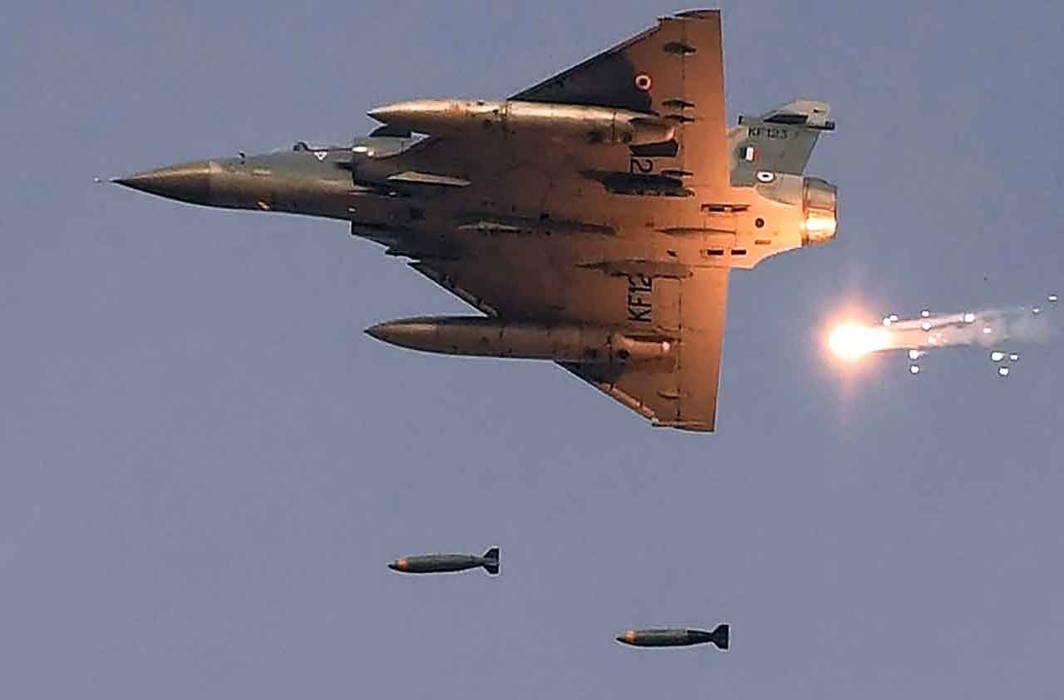 IAF Air Strike