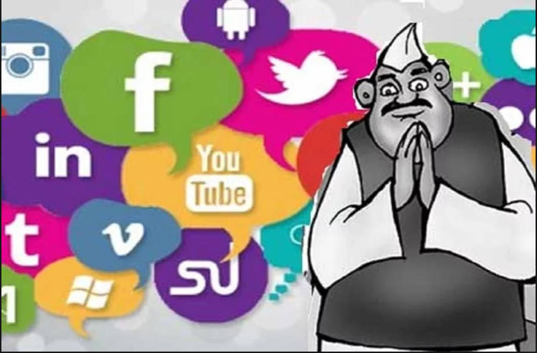 Lok Sabha polls: EC to monitor social media activity of leaders and political parties