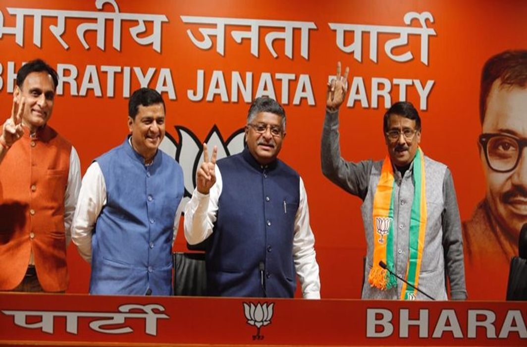 Congress leader Tom Vadakkan joints BJP, says 'hurt' when party questioned integrity of armed forces