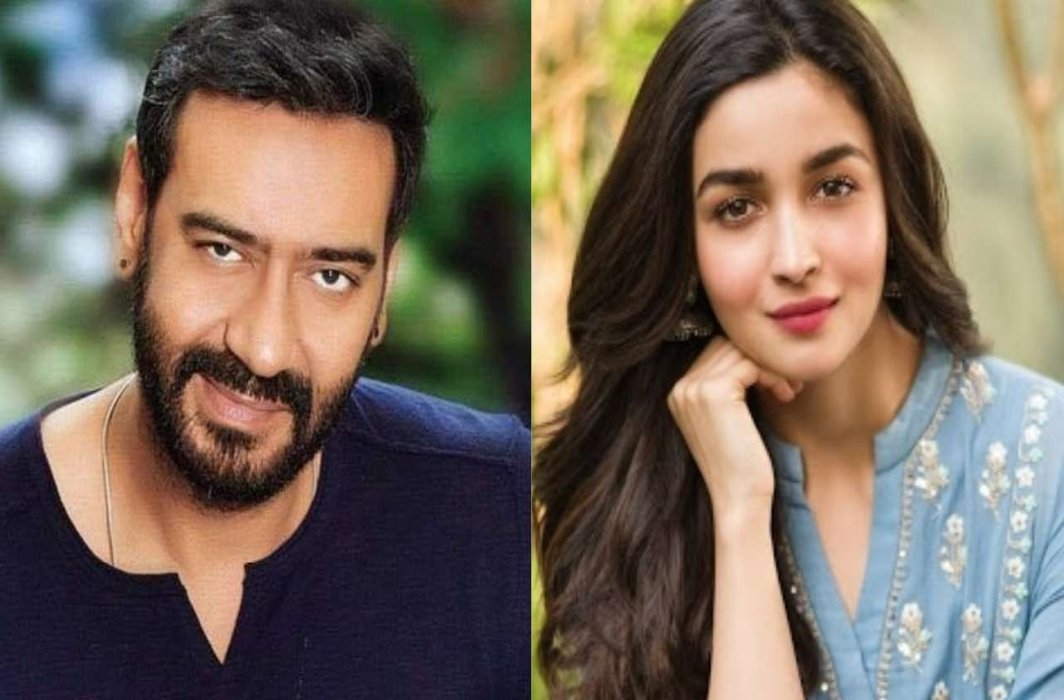 RRR: Alia Bhatt, Ajay Devgn join Jr. NTR and Ram Charan in Rajamouli's Telugu Period Film