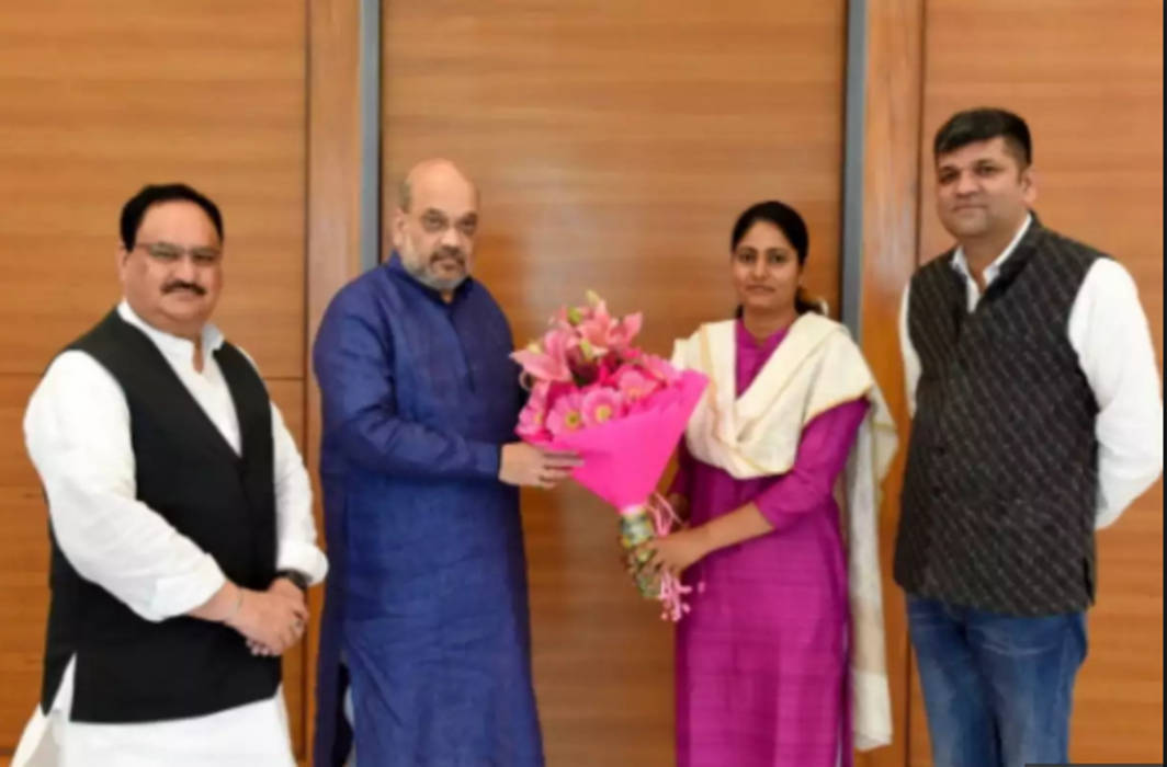 BJP seals alliance with Apna Dal (S) in UP