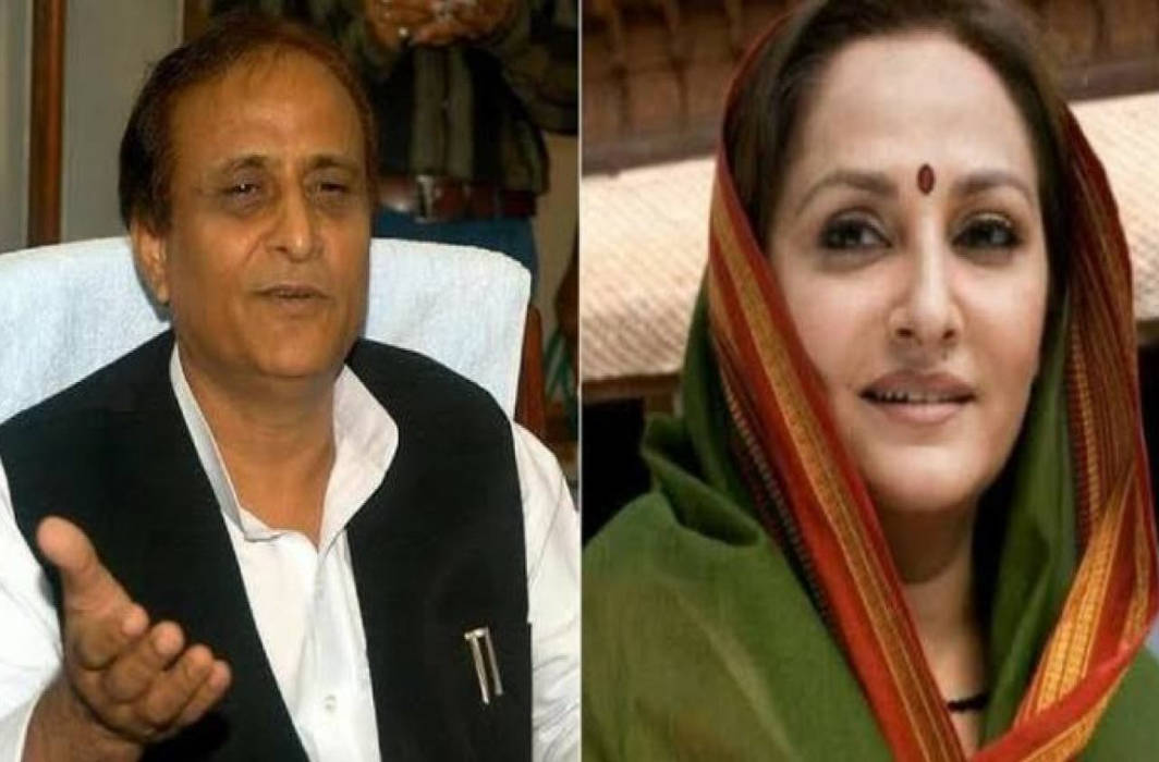Former Samajwadi party leader Jaya Prada joins BJP