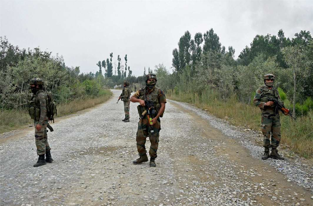 Jammu and Kashmir: 3 terrorists killed in encounter with security forces in Shopian