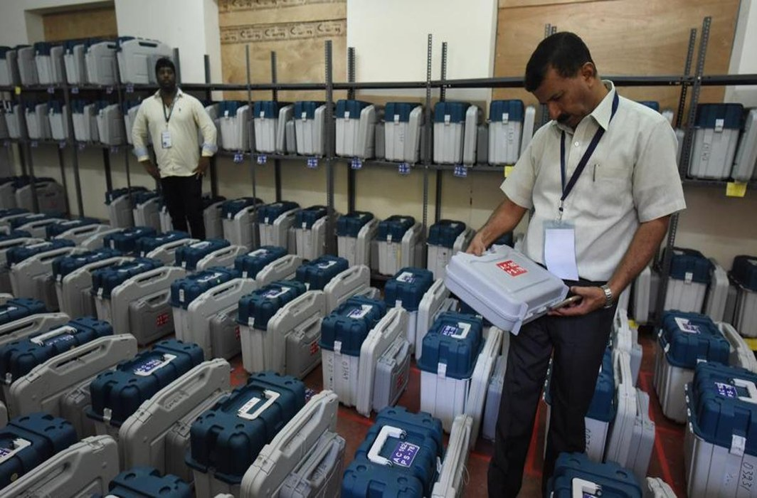 VVPAT verification of 50% EVMs: SC seeks Oppn response to EC claim it would take 6 days