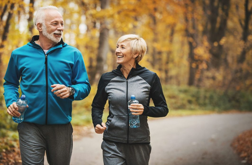 An hour of brisk walk in a week can prevent disability in older adults: Study