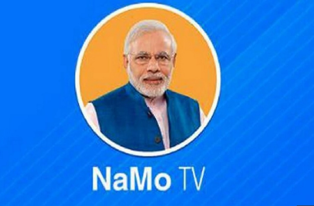 Election Commission asks Information & Broadcasting Ministry for details of NaMo TV