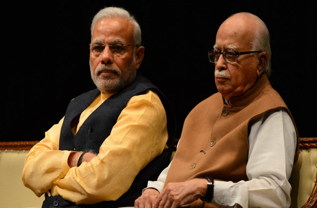 BJP never regarded those with a different political opinion as 'enemies' or 'anti-national': LK Advani
