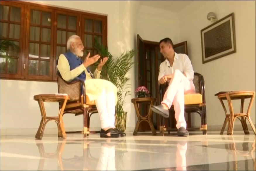 I have friends in opposition too as Mamata Banerjee and Ghulam Nabi Azad: PM Modi to Akshay Kumar