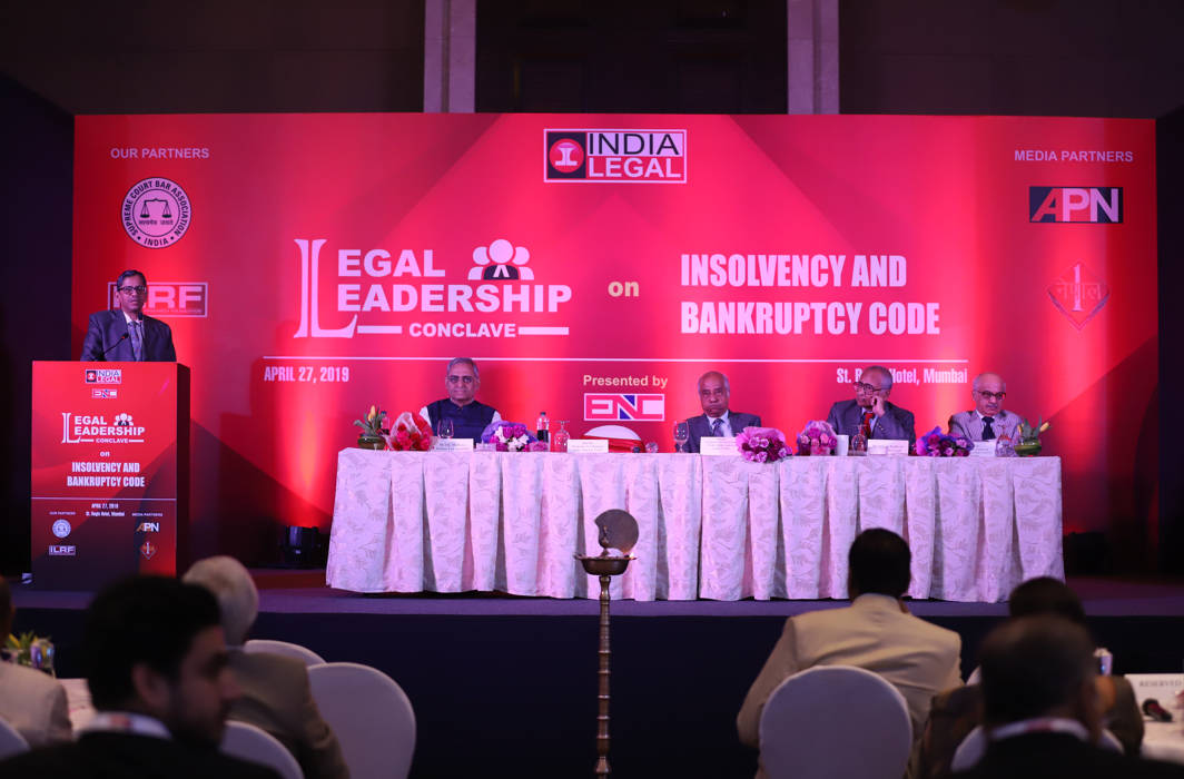 Top legal luminaries deliberate on Insolvency & Bankruptcy Code at India Legal Conclave