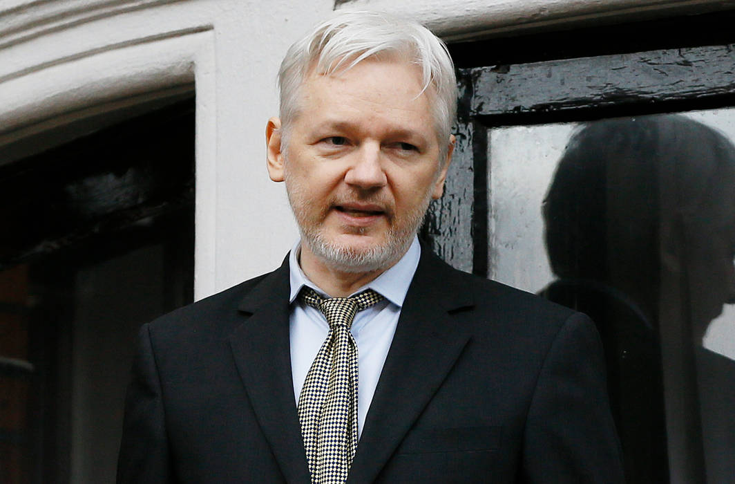 Wikilieaks founder Julian Assange gets 50 weeks in jail by UK court for jumping bail