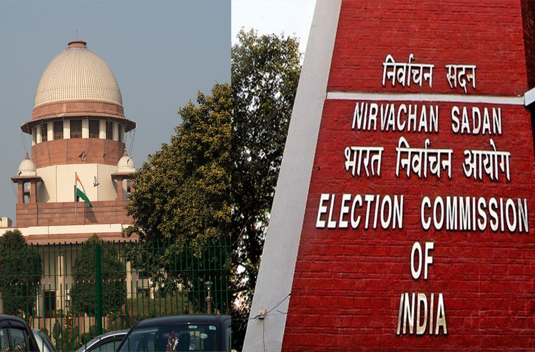 Supreme Court asks EC to decide by May 6 complaints of poll code violations by Modi, Shah