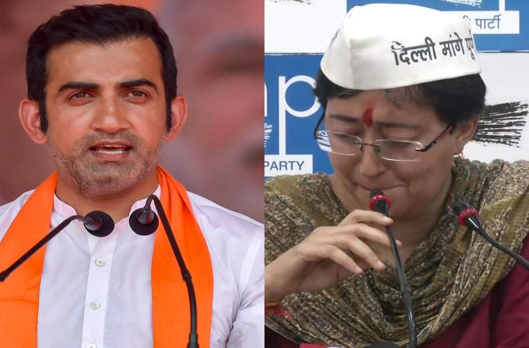 Obscene pamphlet row: Gambhir files defamation suit against AAP, Kejriwal hits back