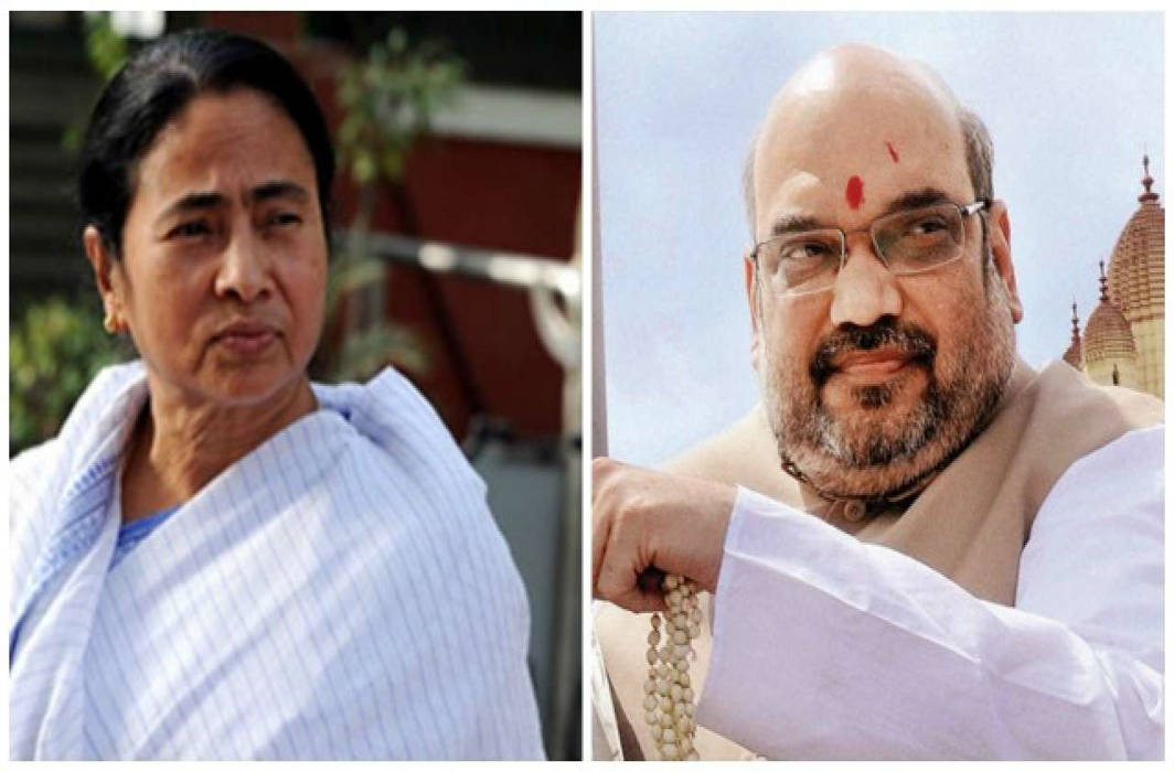 Mamata Banerjee reacts to Amit Shah's 'Kangal Bangla' jibe