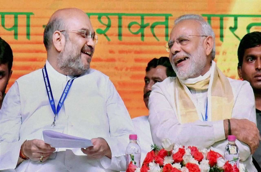 Modi govt to return with nearly same tally as 2014, according to exit polls