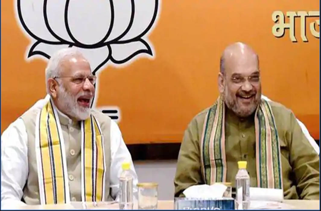 Anti-BJP parties' reaction on Exit poll prediction showing Modi-Shah victory