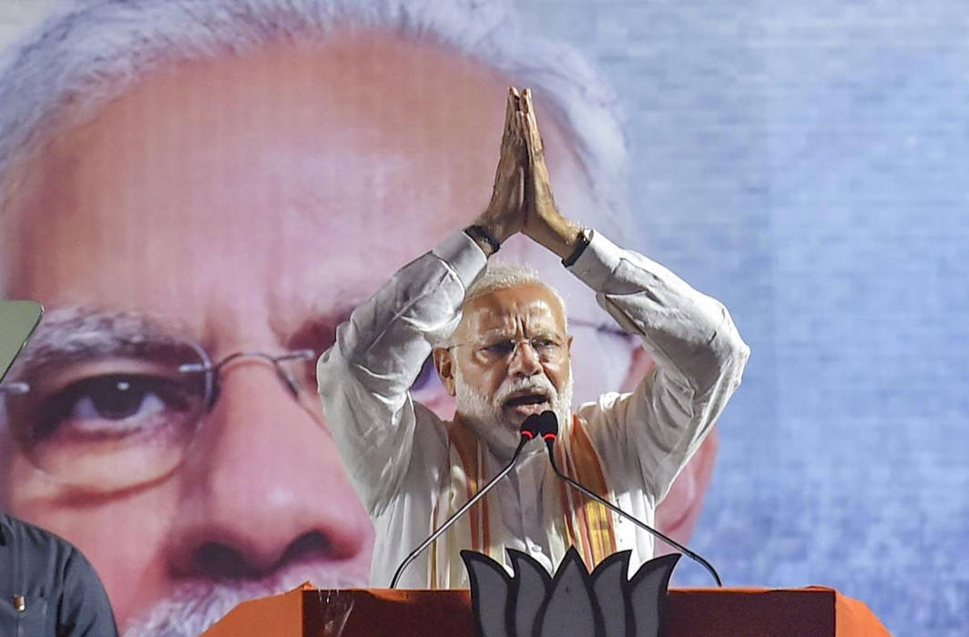 Narendra Modi sweeps back to power, Opposition fails to put up a fight in most states