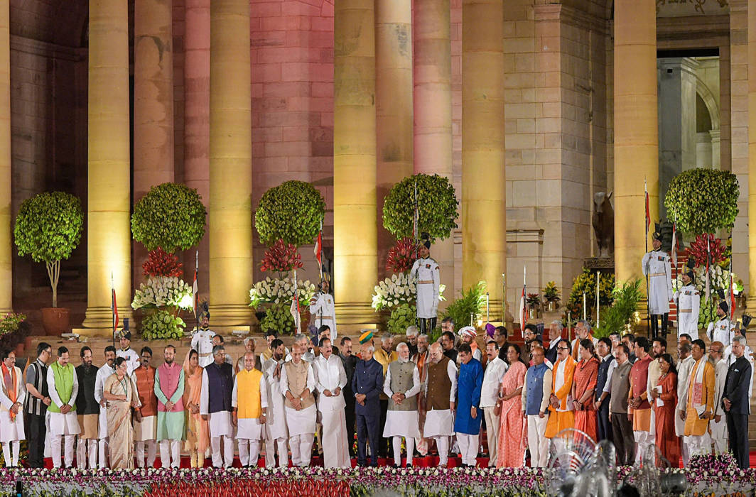 One-third new faces, more than half of ministers in previous govt dropped: key takeaways