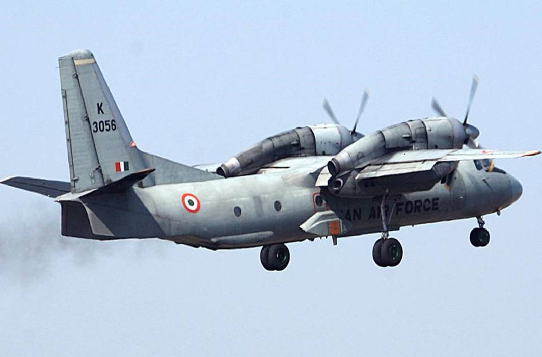 IAF An-32 transport aircraft missing for Day 2, ISRO deploys satellites for search operation