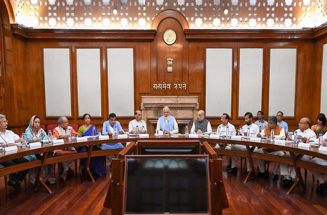 PM Modi sets up two new Cabinet Committees, reconstitutes six; Amit Shah in all of them